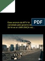 Anuncio Banido Da MTV