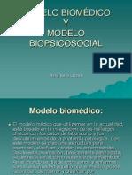 3 MODELO BIOMÉDICO vs BIOSICOSOCIAL