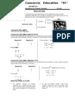 Aritmetica 2BIM 4to Sec