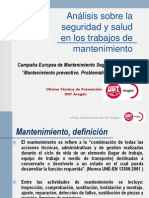 Mantenimiento Preventivo MP
