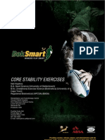 BokSmart - Core Stability Exercises and Program Guidelines