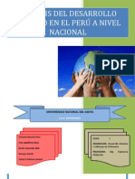 Analisis Nacional Liderasgo