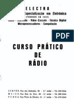 Curso Prático de Rádio - Electra