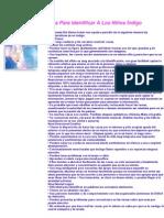 Características Para Identificar A Los Niños Índigo