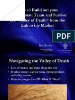 Lab2Market - Crossing The Valley Of Death.ppt