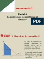 Micro I S6 - La medición de los cambios en el bienestar
