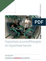 Uza Hyperbare Zuurstoftherapie