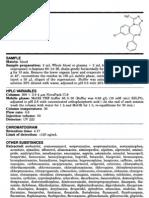 HPLC Analysis of Alprazolam