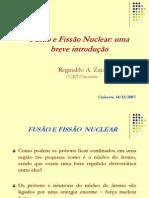 Fusao e Fisao Nuclear Breve Introdução