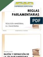 05 REGLAS PARLAMENTARIAS