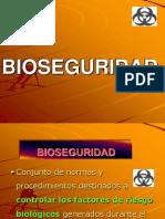 BIOSEGURIDAD DIAPOSITIVAS