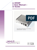 400AP-SN3 User Guide A00-BM