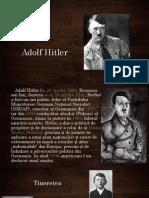 Adolf Hitler....Ppt