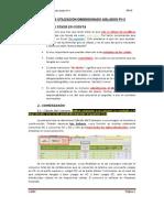 MANUAL DE UTILIZACIÓN DIMENSIONADO AISLADOS PV-3