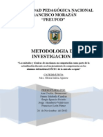 Informe de Metodologia Final