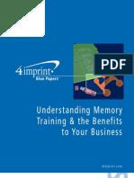 Blue Paper Memory