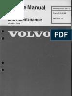 VOLVO 240 Engines d20 d24 repairs part 1