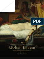Michael Jackson -- Collection of the King of Pop, Antiques, Paintings & Fine Decorative Arts