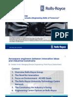 Aerospace Engineers Between Innovative En