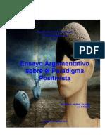 Ensayo Argumentativo de Paradigma Positivista