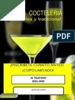 Banner Cocteleria