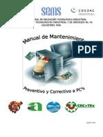 99062344 Manual Mantenimiento Preventivo y Correctivo
