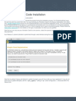 Nessus Activation Code Installation