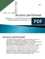 Acceso Peritoneal (1)