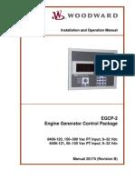 26174 EGCP 2 Installation and Operation Manual en TechMan