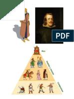 Reyes y Burgueses Trabajo Historia