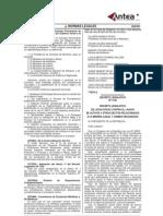 DL_1106_2012 SEXTA.- Creación de la Comisión Permanente de SeguimientodelasAccionesdelGobiernofrenteala Minería Ilegal