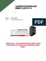Sebastian Mandai - DNS Server