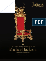 Michael Jackson -- Collection of the King of Pop, Furniture & Decorative Arts