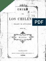 Chile Para Los Chilenos
