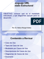 UML DiagramasEstructurales