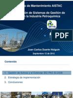 5.-Ing. Juan Carlos Duarte Holguín- Gestión de Activos AMS G