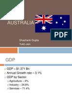 Financial System in Australia