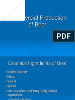 Production of Beer(1)