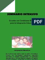SEMINARIO INTENSIVO 07-08