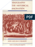 Ethnography and Historical Imagination