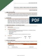 CXS_208s - Norma de Grupo Para El Queso en Salmoera