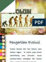 EVOLUSI ppt