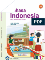 SD Kelas 1 - Bahasa Indonesia