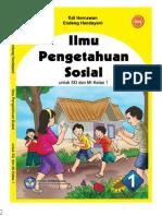 SD Kelas 1 - Ilmu Pengetahuan Sosial