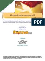 22 recetas de postres caseros, parte 12.pdf