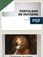 Postulado de Huygens