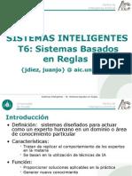 SSII-T6-SistemasBasadosReglas