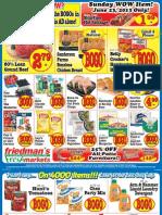 Friedman's Freshmarkets - Weekly Specials - June 20-26, 2013