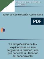 presentaciónsistemacion