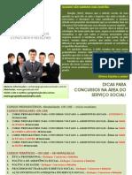 DICAS CONCURSOS 23